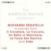 The Harold Wayne Collection Vol 16 - Giovanni Zenatello