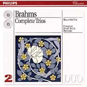Brahms: Complete Trios / Beaux Arts Trio