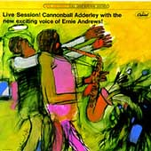 Cannonball Adderley: Live Session! [Bonus Tracks]
