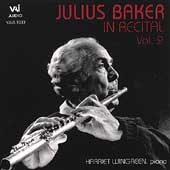 Julius Baker in Recital Vol 2