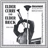 Elder Curry: Complete Recorded Works 1930-1939