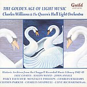 Coates, Shadwell, Holliday / Queen's Hall Light Orchestra
