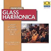 Music for Glass Harmonica / Bruno Hoffmann