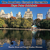 Schickele: Serenade for Three / American Chamber Ensemble