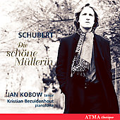 Schubert: Die sch&ouml;ne M&uuml;llerin / Kobow, Bezuidenhout