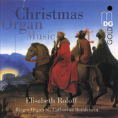 Christmas Organ Music / Elisabeth Roloff