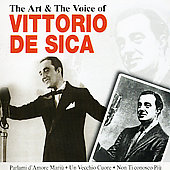 Vittorio de Sica: The Art & Voice *