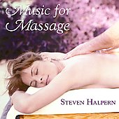 Steven Halpern: Music for Massage