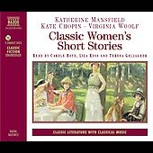 Carole Boyd: Classic Women's Short Stories [Audio Book]