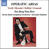 Operatic Arias / Hao Jiang Tian