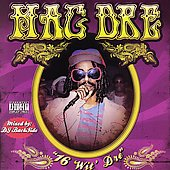 Mac Dre: 16's Wit Dre (Mixed by DJ Backside) [PA]
