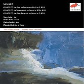 Mozart: Bassoon, Flute Concertos, etc / Fischer, V&eacute;gh, et al
