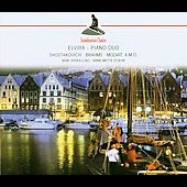 Elvira - Piano Duo - Works By Shostakovich, Brahms, Mozart, Etc.