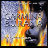 Orff: Carmina Burana (Singer's Edition) / Kibblewhite, et al
