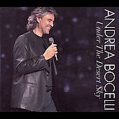 Andrea Bocelli: Under the Desert Sky [Digipak]