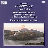 Godowsky: Piano Music Vol 8 / Konstantin Scherbakov