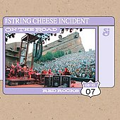The String Cheese Incident: On the Road: 08-10-07 Morrison, CO [Digipak]