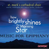 How Brightly Shines the Morning Star - Music for Epiphany