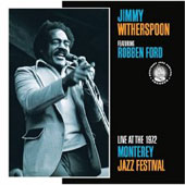 Jimmy Witherspoon: Live at the 1972 Monterey Jazz Festival