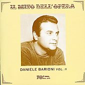 Daniele Barioni Vol 2 - Verdi, Puccini, Cilea, et al