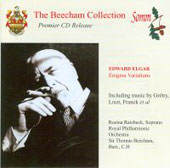 Beecham Collection - Elgar: Variations on an Original Theme, Op. 36