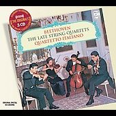 Beethoven: The Late String Quartets / Quartetto Italiano