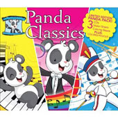 Panda Classics - Piano Time, March Time, & Dance Time