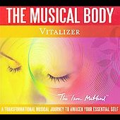 David Ison: The Musical Body: Vitalizer [Digipak]