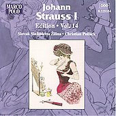 J. Strauss I Edition Vol 14 / Pollack, Slovak Sinfonietta Zilina