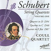 Schubert: String Quartets Vol. 1