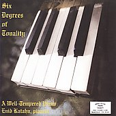 Six Degrees of Tonality - A Well-Tempered Piano / Katahn