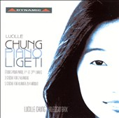 Lucille Chung Plays Ligeti