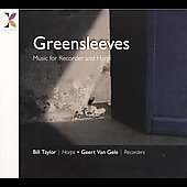 Greensleeves: Music For Recorder and Harp