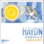 Haydn: Six Quartets, Op. 20