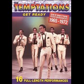 The Temptations (R&B): Get Ready: Definitive Performances 1965-1972