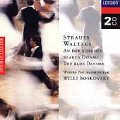 Strauss: Waltzes / Boskovsky, Wiener Philharmoniker