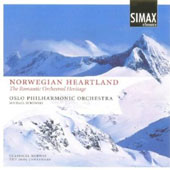 Norwegian Heartland: The Romantic Orchestral Heritage