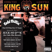 King Sun: Strickly Ghetto [PA] [Digipak] *