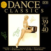 Various Artists: Dance Classics, Vol. 39 & 40