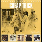 Cheap Trick: Original Album Classics [2012] [Slipcase] *