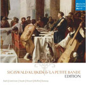 The Sigiswald Kuijken Edition / La Petite Bande [10 CD]
