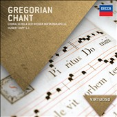 Choralschola of the Hofburgkapelle: Gregorian Chant