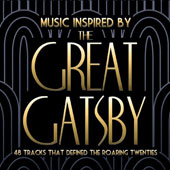 Various Artists: F. Scott Fitzgerald & The Music: The Great Gatsby
