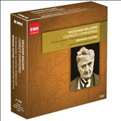 Vaughan Williams: Complete Symphonies; Lark Ascending; Tallis Fantasia; On Wenlock Edge / Haitink [7 CDs]