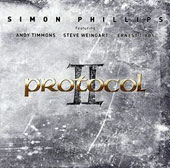 Simon Phillips (Drums): Protocol, Vol. 2