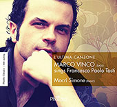 L'Ultima Canzone: Francesco Paolo Tosti: Songs and arias / Marco Vinco, bass