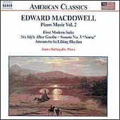 American Classics - MacDowell: Piano Music Vol 2 /Barbagallo