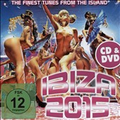 Various Artists: Ibiza 2015 [CD/DVD]