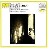 Mahler: Symphony no 4 / Karajan, Mathis, Berlin Phil