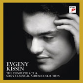 Evgeny Kissin: RCA & Sony Classical Complete Recordings / Evgeny Kissin, piano [25 CDs]